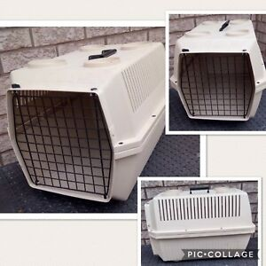 Pet carrier- medium size