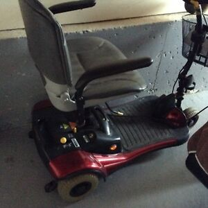3 wheel power scooter