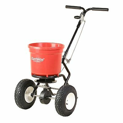 Earthway 2150 50 Lb Commercial Broadcast Walk Behind Garden Seed Salt Spreader