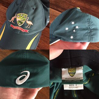 Aasics Cricket Australia fitted cap