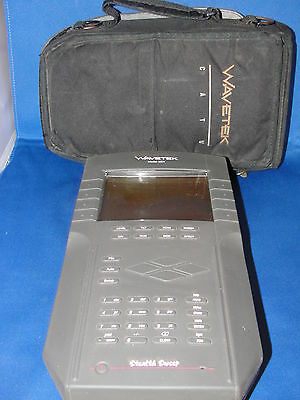 Wavetek Stealth Sweep Meter 3sr With Case