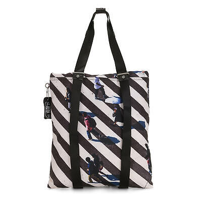 Kipling Lovilia Printed Convertible Bag