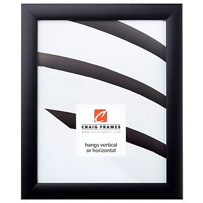 Black Wall Frame - Black Picture Frame or Poster Frame For Wall Decor with Premium Upgrade Option