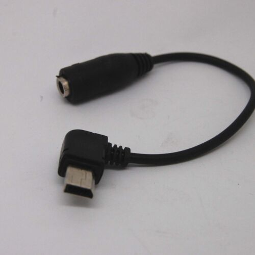 Details about Mini USB to 3.5mm Headset Adaptor cable FOR HTC TyTn II Vogue Wings XV6800