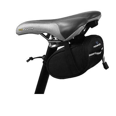 BIKE WATERPROOF SADDLE BAG SEAT POST REAR POUCH  MTB BICYCLE CYCLE