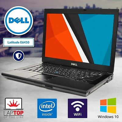 Dell Laptop Latitude Computer Intel Core i5 8GB RAM 500GB Windows 10 DVD WiFi HD