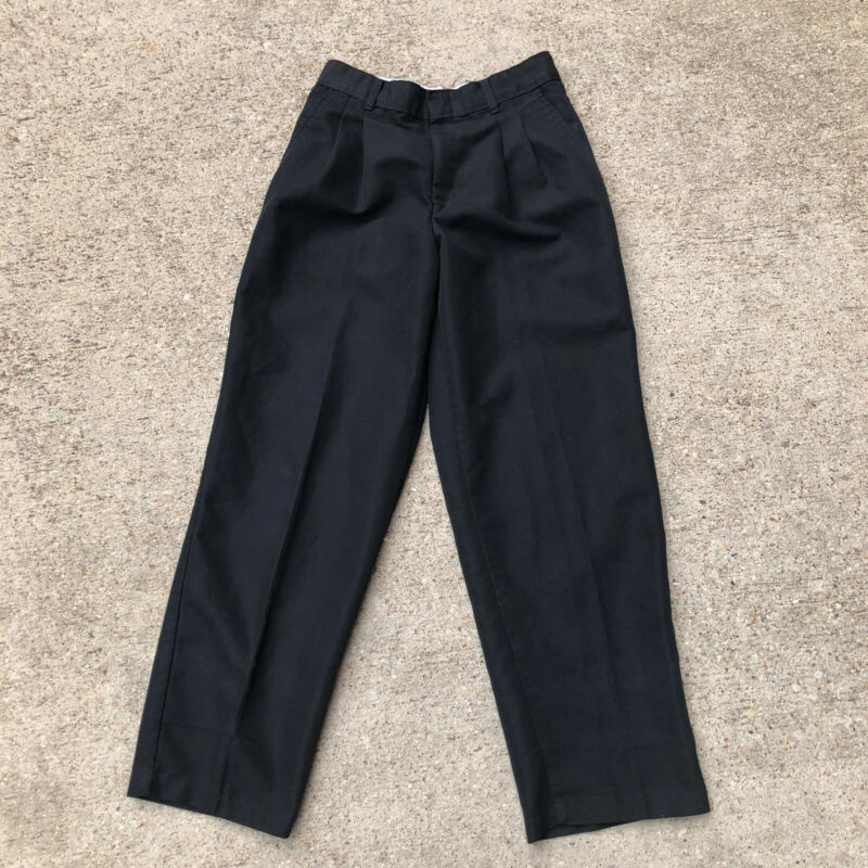 In Design Boy's Chino Pants / Size 14 / Pleated Front / W:25 / I:26