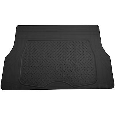 - Premium Trimmable Vinyl Trunk Liner / Cargo Mat Black