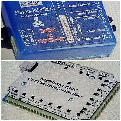 Myplasm Cnc Controller - Thc Torch Height Control