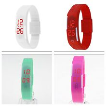 Silicone Watches in 4 colours. Bought as Xmas gifts but got too many Bondi Junction Eastern Suburbs Preview
