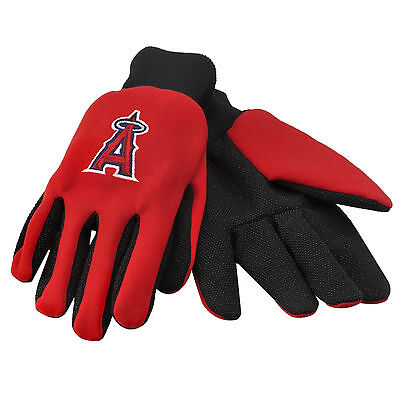- Anaheim Angels Gloves Sports Utility Work Adult Great for gardening NEW GL14