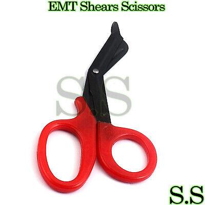 Nurse Paramedic Ems Emt Shears Scissors 7.5 Utility Bandage Premium Tool