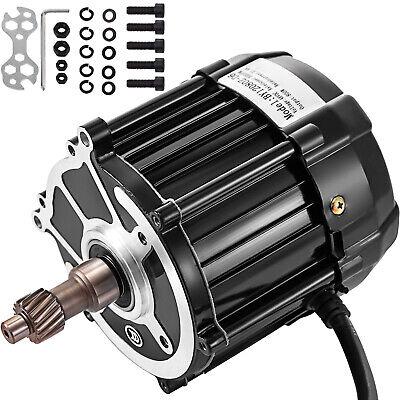 48v-60v Differential Speed Motor Brushless Dc Motor 1000w Electric Motor 3000rpm