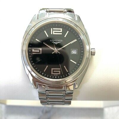 LONGINES LUNGO MARE SS MENS WATCH L3.632.4 *NEW* R//$775