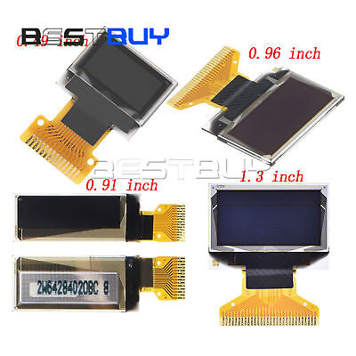 0.490.910.961.3 Iic I2cspi Oled Lcd Display Ssd1306 Module For Arduino