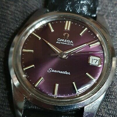 Vintage Omega Seamaster Automatic  Cal.562 Gents Wristwatch Swiss Made