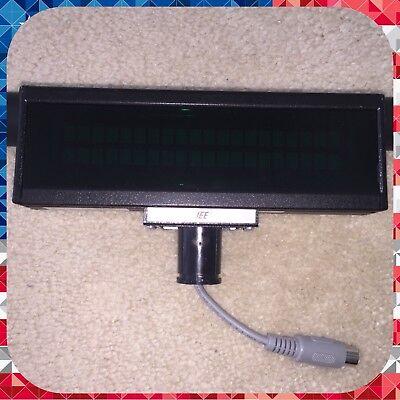 Iee Industrial Electronic Engineers Customer Pole Display Model Pdk-0013-cbg