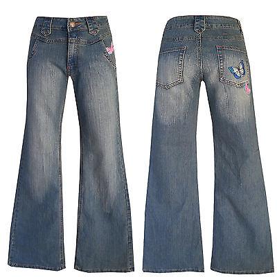 Butterfly  JEANS+++W27-Gr. 34+++  Bootcut JEANS   Butterfly Butterfly Bootcut Jeans