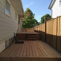 Quality Fence & Decking