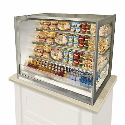 Federal Industries Itrss4826 Drop In Refrigerated Display Case