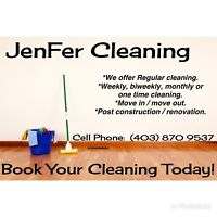 Do you need your house cleaned!
