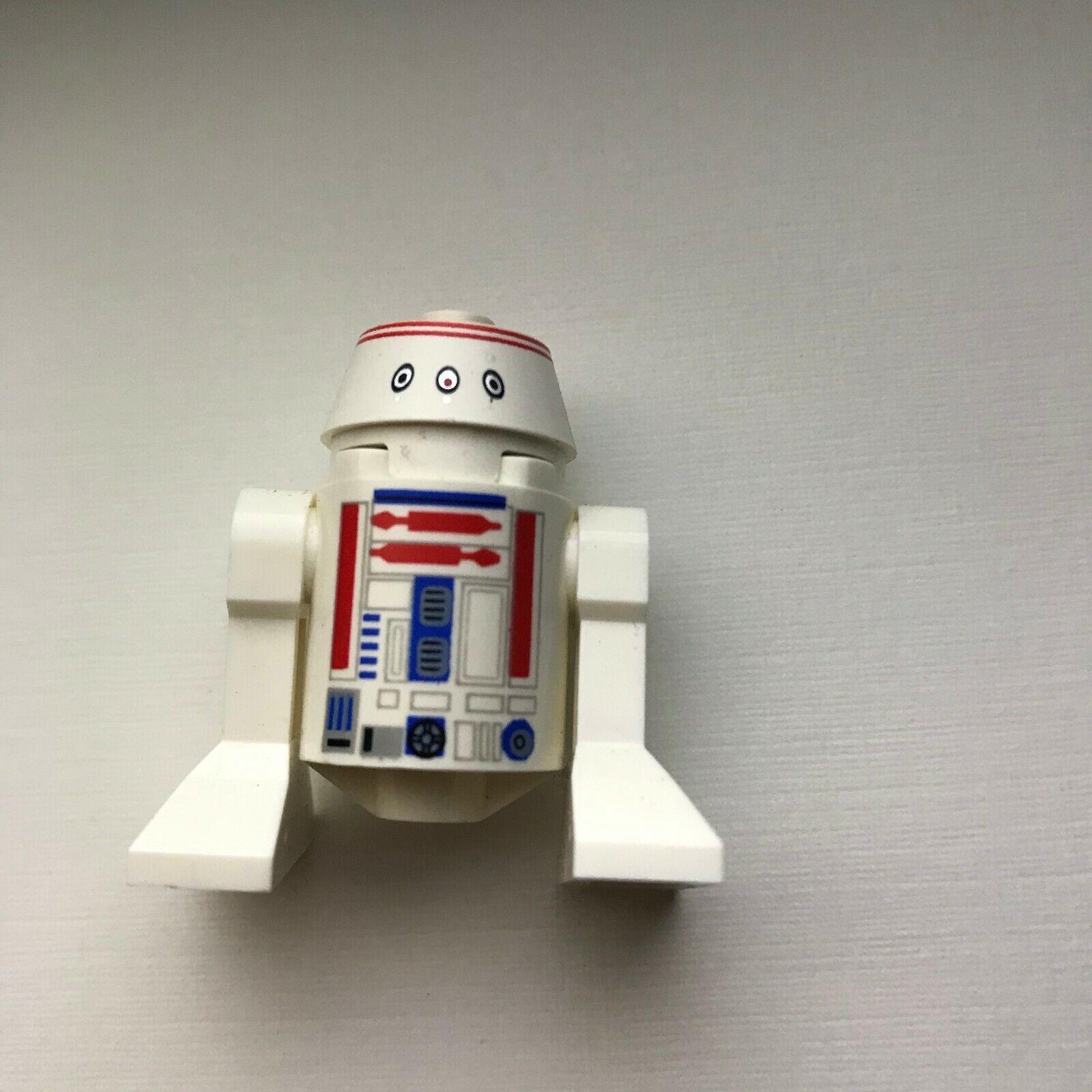 Lego R2-D2 Droid Minifigure Star Wars 10188 8038 10198 8092 9490