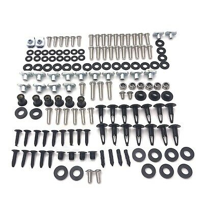 Complete Fairing Bolts Kit Body Screws Fit for Yamaha YZF