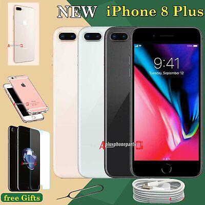 NEW SIM Free 64 256GB Network Apple iPhone 8 Plus Unlocked Mobile Smartphone UK