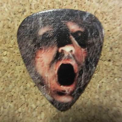 URIAH HEEP Collectors Guitar Pick; ...Very 'Eavy...Very 'Umble; Wicked LP Cover