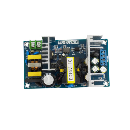 15V 10A 150W AC-DC Switching Power Supply Bare Board High-power