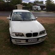 2000 Bmw 3 23i 4d Sedan Holt Belconnen Area Preview