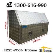 Heavy Duty Full Opening Toolbox L1220*W500*H700 Aus Stock Melbourne CBD Melbourne City Preview