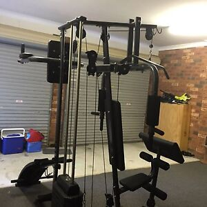 Multi station gym/ home gym for sale Winmalee Blue Mountains Preview