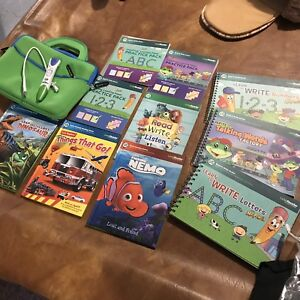 LeapFrog Leap Reader pen (and extras)