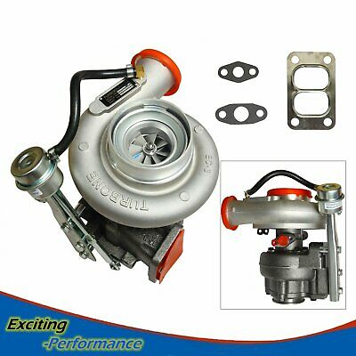 Turbo Charger Hx40w For T3 Flange Dodge Ram Cummins Super Drag Diesel