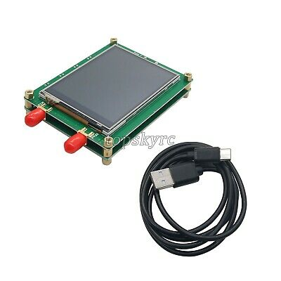 137.5-4400m Rf Signal Generator Touch Screen Spot Frequency Sweep For Pc Control