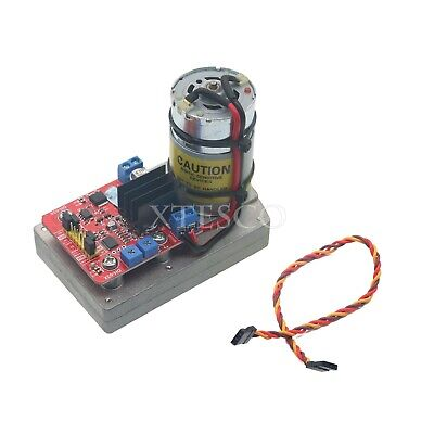 High Torque Servo Dc12v 24v 380kg.cm Steel Gear For Robot Mechanical Arm Us Xs90