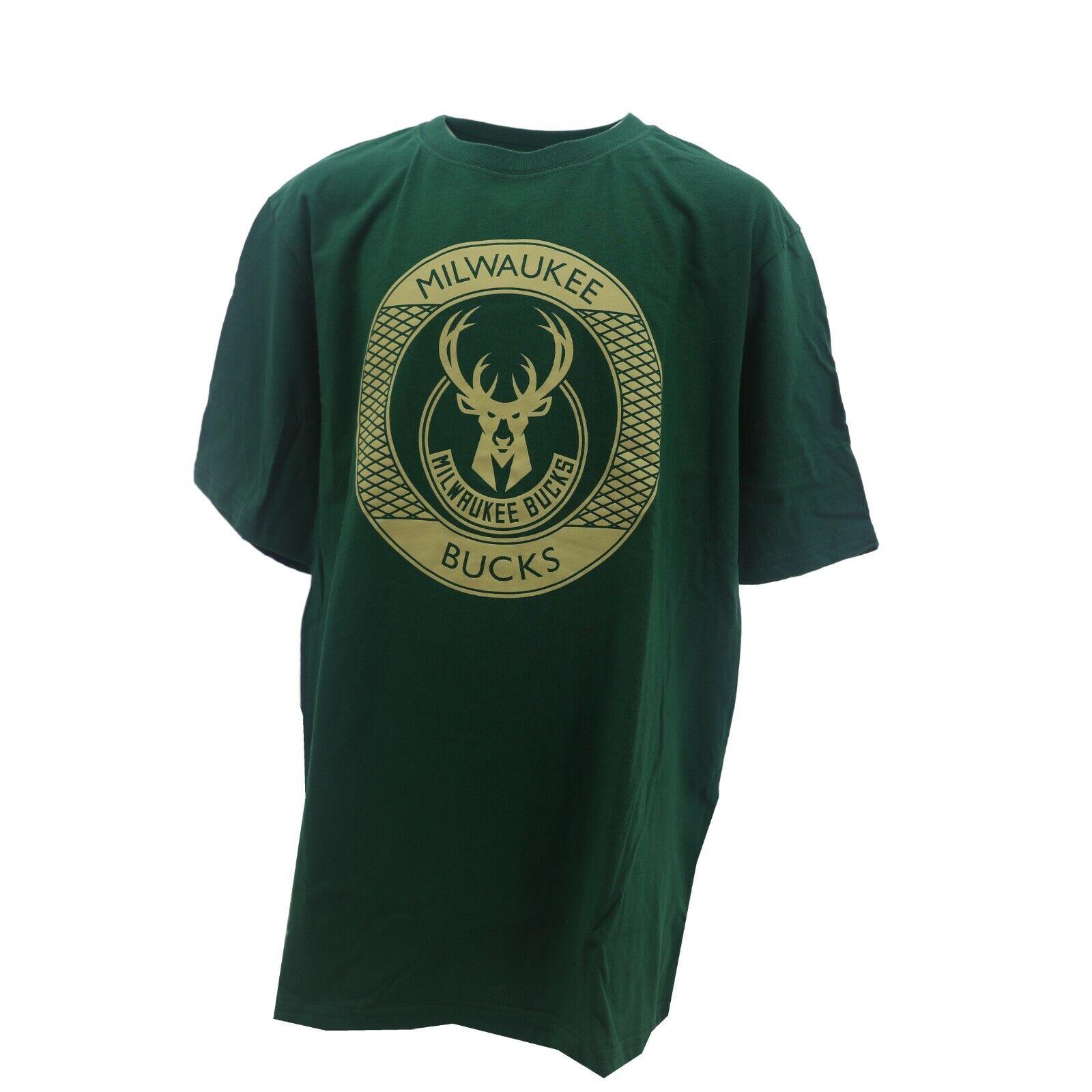 Milwaukee Bucks NBA Official Apparel Kids Youth Size T-Shirt
