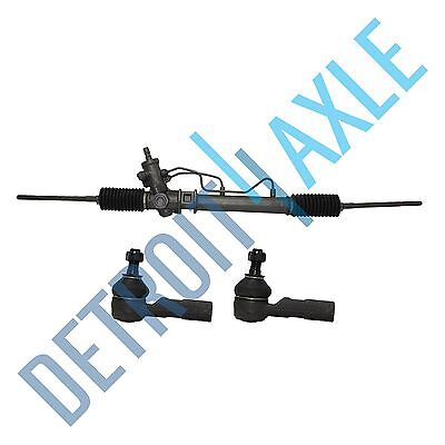 93-02 Chevy/Geo/Toyota Complete Rack and Pinion Assembly + 2 Outer Tie Rod Ends