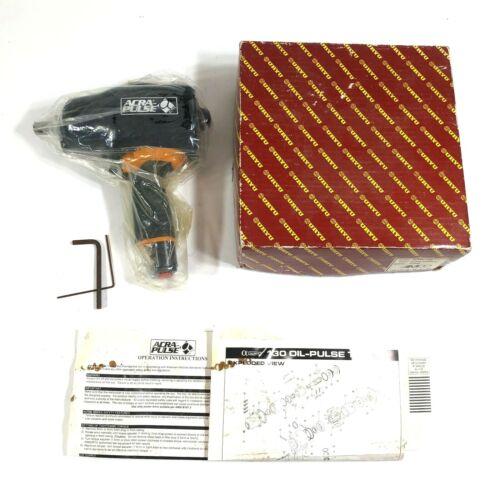 NIB New AIMCO URYU ALPHA-130 Wrench Oil Pneumatic Pulse Tool Male Driver