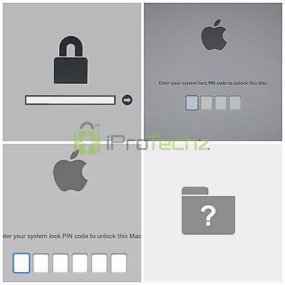 MacBook EFI iCloud Firmware Repair Service for Pro 13