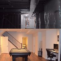 Residential & Commercial Renovations