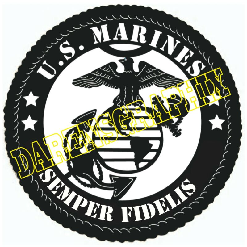 "dxf file ""Marines"""