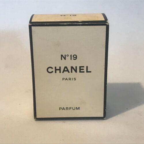 New CHANEL No 19 7 ml 1/4 oz Perfume Parfum