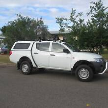 2009 Mitsubishi Triton Dual Cab Ute 2WD - PRICE REDUCED!!! Aitkenvale Townsville City Preview