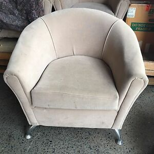 2 or 4 Tub Chairs Hurstville Hurstville Area Preview