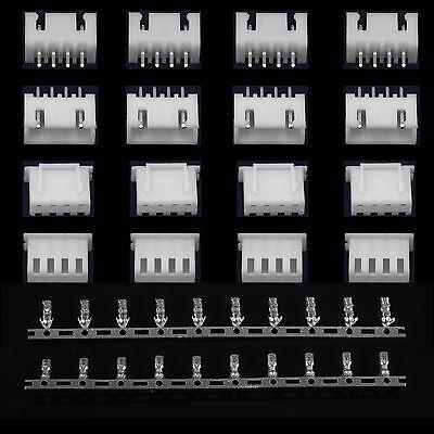 10 Paar XH2.54-4P, XH 3S, XH4P, Stecker mit Buchse