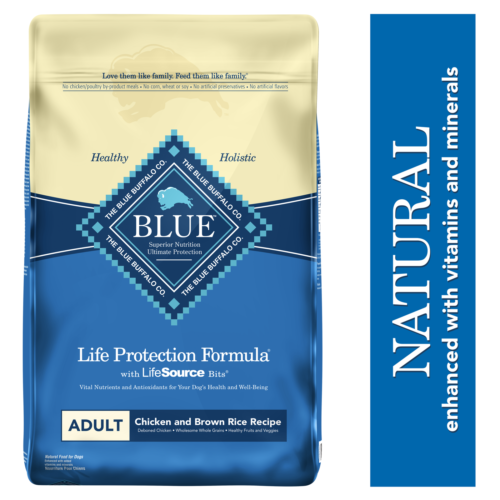 BlueTM Life Protection Adult Chicken and Brown Rice 30 Lb