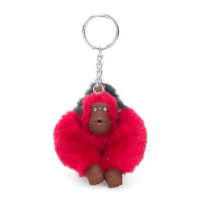 Kipling Sven Monkey Keychain Tr Pink/Tr Blue