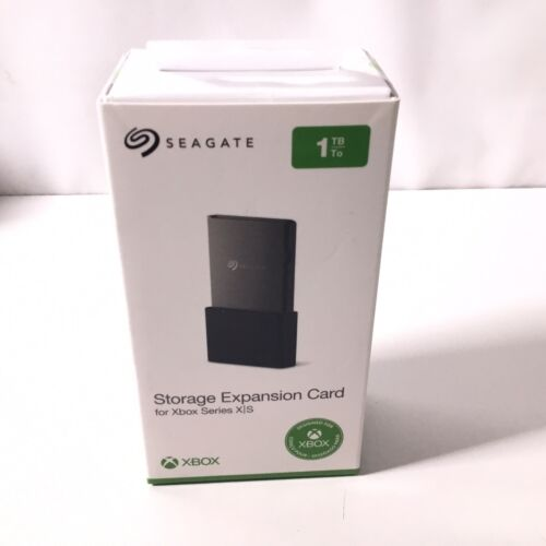 Seagate Storage Expansion Card For Xbox Series X S 1TB SSD STJR1000400 W774 - $189.00